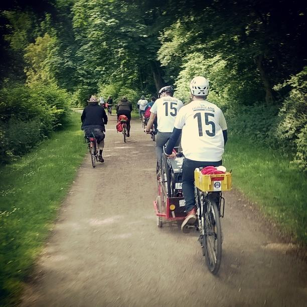 Hurricane Bicycle Club 2015